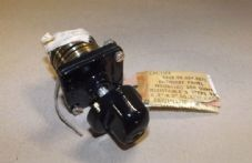 FV.Panel rheostat switch.NOS.